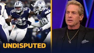 Skip Bayless predicts his Cowboys will defeat the Eagles despite Dak's injury | NFL | UNDISPUTED