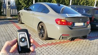 My friend's BMW M4 Looks and Sounds Great!