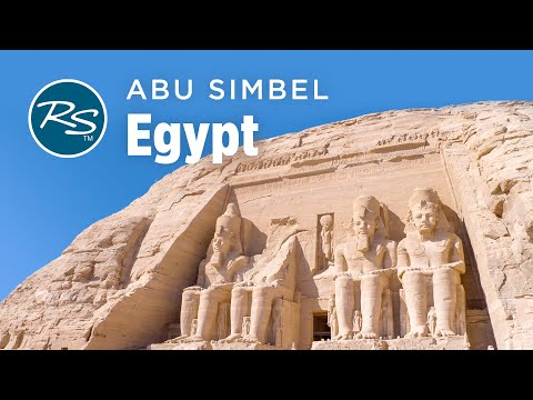 Egypt: The Abu Simbel Temple Complex – Rick Steves' Europe Travel Guide – Travel Bite
