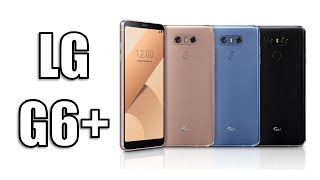 Video LG G6 Plus D2rsfZOm8cw