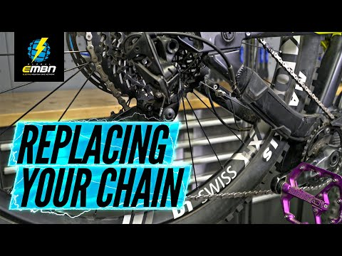 How To Replace A Chain | E-MTB Maintenance Skills