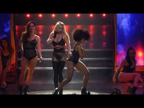 Britney Spears 27 October 2017 Circus, If you seek Amy, Breathe on me, Touch of my hand - Las Vegas