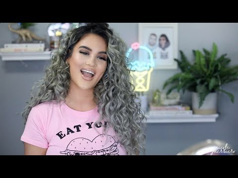 How to Get Voluminous Curly Natural Looking Hair