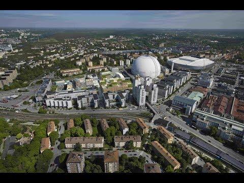 Söderhov -  en ny stadsdel på Globenområdet