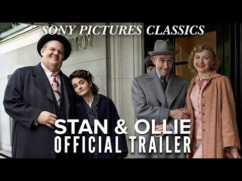 Stan & Ollie   Official US Trailer (2018)