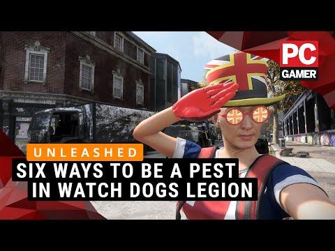 Watch Dogs Legion: Six Ways to be a Pest