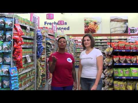 Author A.B. Welch teaches us the best way to shop for organic products at the 99 Cents Only Store. The 99 Cents Only Store carries a variety of Certified Organic and Non-GMO products, you just have to know what to look for!