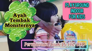 Fun Indoor Playground for kids and family ( feat. aasilah )
