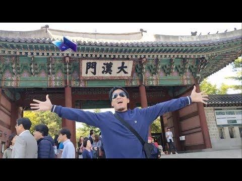 Gaya Narsis Vincent dan Desta di Korea