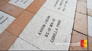 'Champions Plaza Pavers - Pittsburg State University