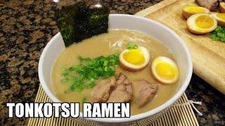 TONKOTSU RAMEN Recipe