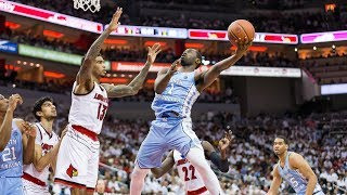 UNC Men's Basketball: Theo Pinson Gets It Done at Syracuse