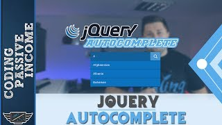 jQuery Tutorial: jQuery Autocomplete With Ajax & PHP & MySQL