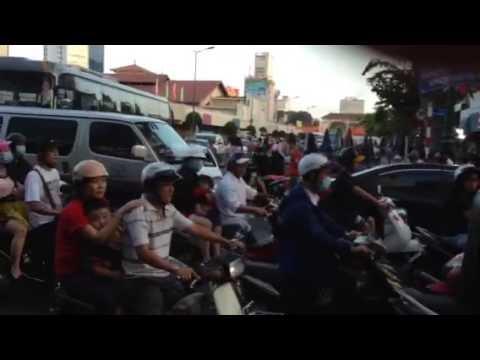 Ho Chi Minh traffic 2