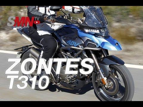 Prueba Zontes T310 2019 [FULLHD]