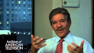Geraldo Rivera discusses covering O.J. Simpson's trial - EMMYTVLEGENDS.ORG