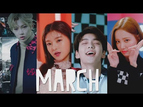 90 OF THE BEST KPOP SONGS IN 2019! - MARCH