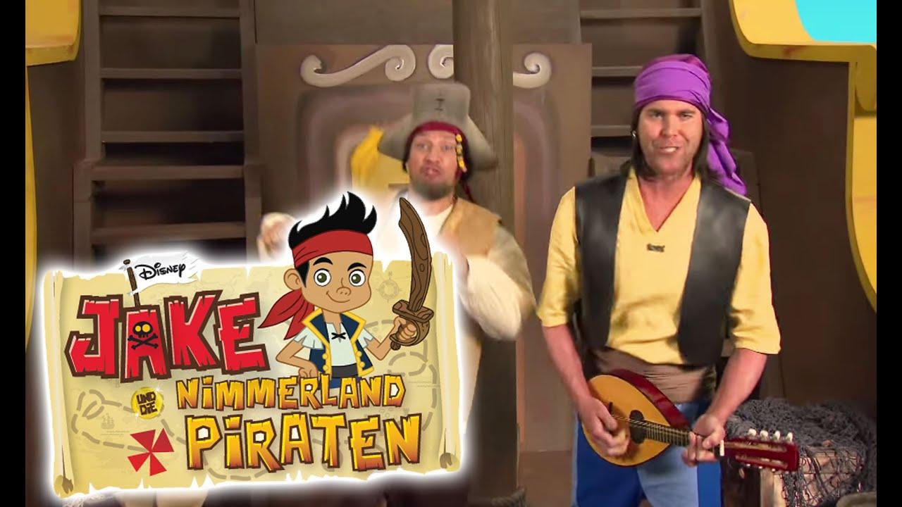 disney junior  jake und die nimmerland piraten  jolly