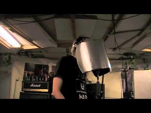 Making of Utopianisti II online metal music video by UTOPIANISTI
