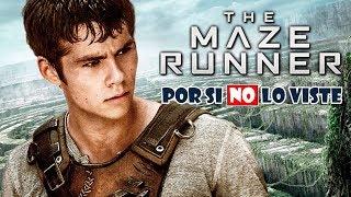 Por si no lo viste: The Maze Runner (1, 2 y 3)