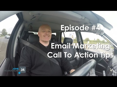Email Marketing Call To Action Tips