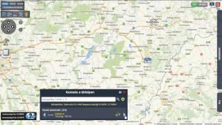 Keresés a térképen, járműkövetés, nyomkövetés - easyTRACK