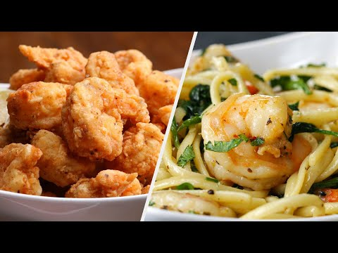 5 Essential Shrimp Recipes ?Tasty Recipes