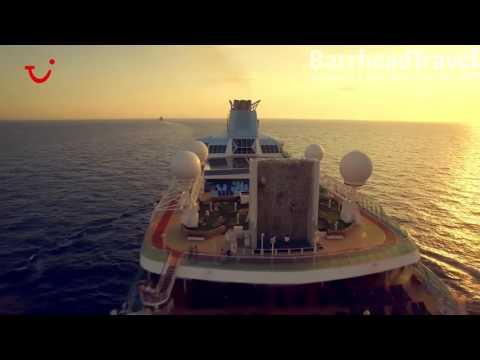 Thomsons Cruises TUI Discovery 2017 | Barrhead Travel