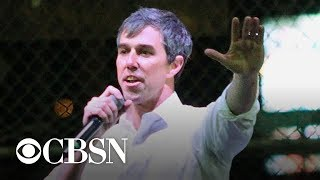 "Beto O'Rourke at Texas rally: ""Walls do not save lives, walls end lives"""
