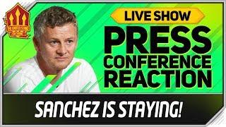 Solskjaer Press Conference Reaction! Wolves vs Manchester United