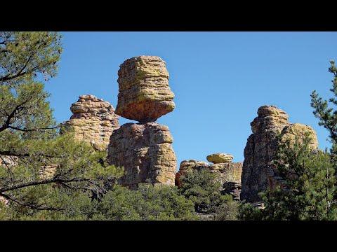 Chiricahua National Monument, Arizona, USA in 4K Ultra HD