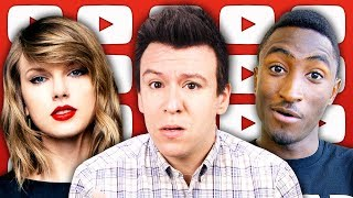 What Youtube Rewind's Historic Fallout & Response Means, Taylor Swift Privacy Controversy, & More