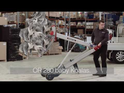 Proudly Australian - Makinex Powered Hand Truck can be used for anything