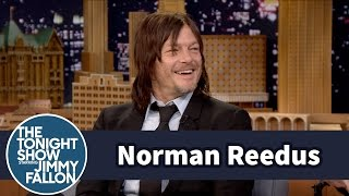 Norman Reedus' Drunken Yelling Got Him Discovered