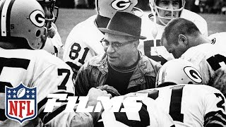 #10 Vince Lombardi | Top 10 Mic'd Up Guys of All Time | NFL Films