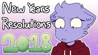 Thoughts on New Years Resolutions (Animation)