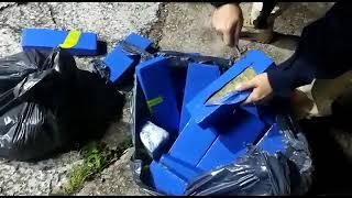 PRF e Receita Federal prendem traficante com mais de 100 quilos de MDMA, skunk e maconha, em Pelotas