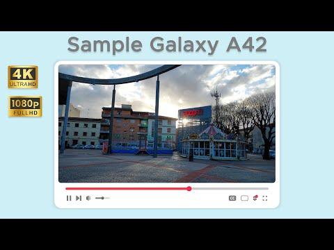 Test di registrazione video da Samsung G …