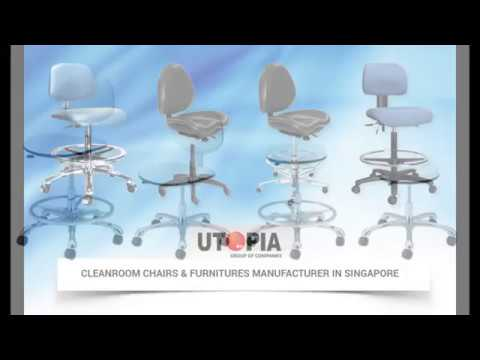 Cleanroom Chairs & Furnitures Suppliers