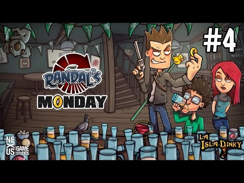 Randal´s Monday - Ep.4 - Nexus Game Studios - 2014 - PC - Walkthrough En Español -