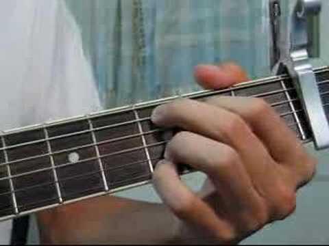 [吉他譜] 陳綺貞 就算全世界與我為敵