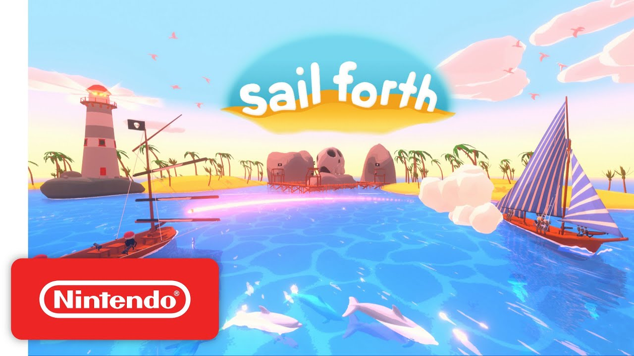 Sail Forth - Announcement Trailer - Nintendo Switch
