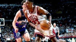 Bulls vs Jazz - 1996 (72-10 season)