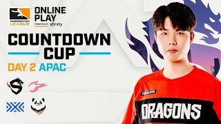 Overwatch League 2020 Season | Countdown Cup | APAC Day 2