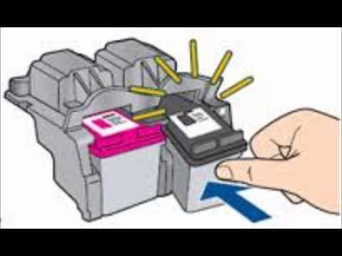 Tutorial Para Resetear Cartuchos 662 Impresora Hp Modelo
