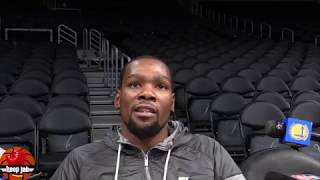 Kevin Durant Reflects Back On When Kobe Bryant Told Him He's Not On His Level. HoopJab NBA