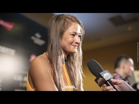 UFC 212: Karolina Kowalkiewicz liczy na błyskawiczny rewanż z Joanną Jędrzejczyk