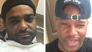 Cam'ron Clowns Jim Jones And Takes His Verse Off Record (Real Or Fake Beef?)