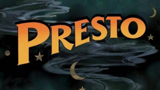 """Pixar: Short Films #15 """"Presto"""" (2008)"""