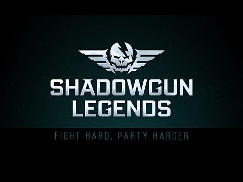 Shadowgun Legends | Announcement Teaser